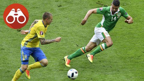 Irland-Sverige
