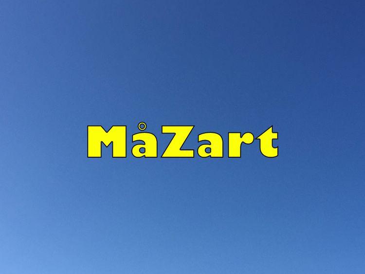 MåZart