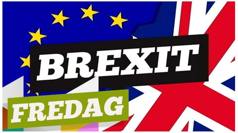 Lilla Aktuellt 24/6 - Storbritannien lämnar EU