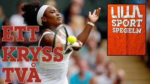 Svara på fråga om Serena Williams
