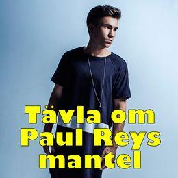 Tävla om manteln som Paul Rey signerat!