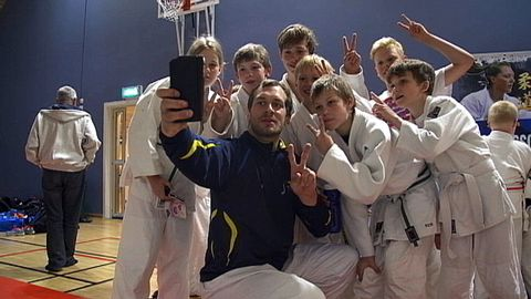 OS-truppen i judo
