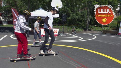 Skate-skola