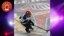 Isak hockey