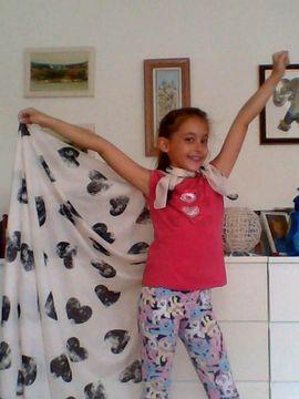 Emilias superhjältebild