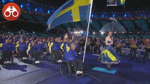 Paralympics-invigning