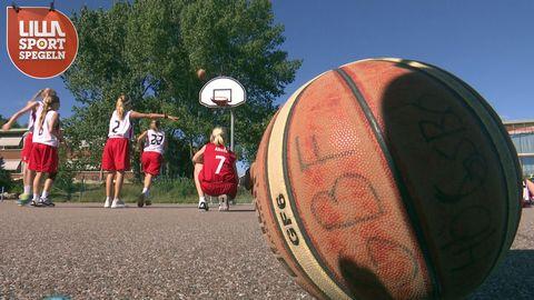 Högsbo Basket tränar