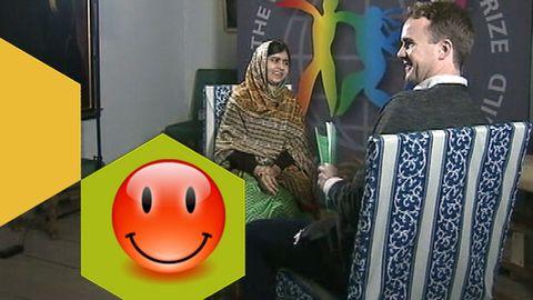 Hela Pelles möte med Malala