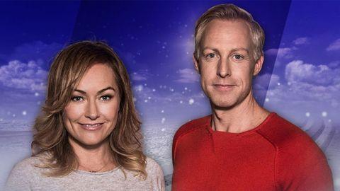 Yvette Hermundstad och André Pops leder Vinterstudion.
