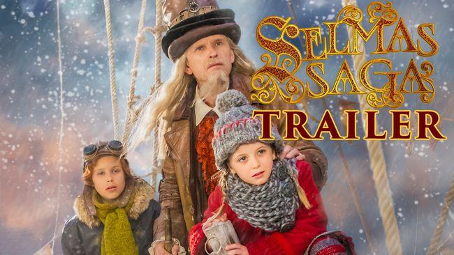 Trailer Selmas saga