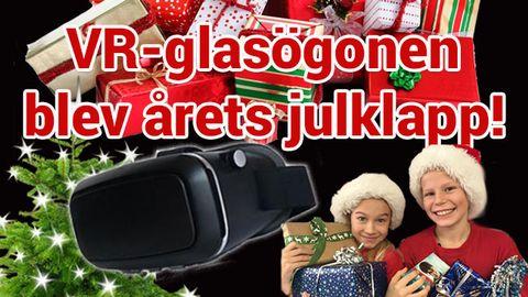 Årets julklapp - VR-glasögonen