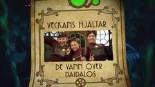 Veckans hjältar vann över Daidalos
