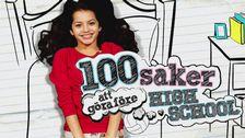 100 saker att göra innan high school