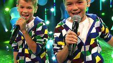Marcus och Martinus MGP jr Norge 2012