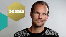 Tomas jobbar som reporter. tomas.blideman@svt.se