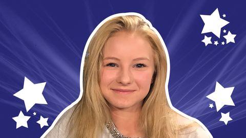 Bild på Nathalie Danielsson - veckans utmanare i Veckans kändis-omröstningen