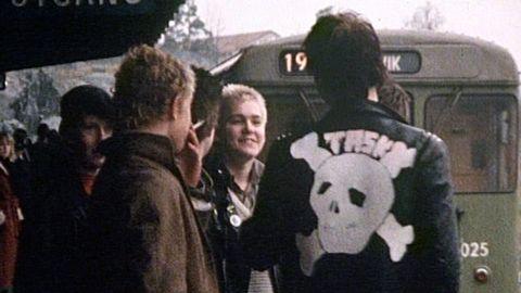 Fäderneslandet och punkrockarna