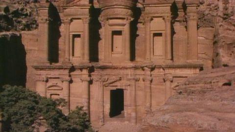 Petra - den försvunna staden