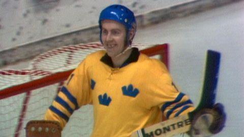 VM i ishockey 1970: Final, Sverige - Sovjet