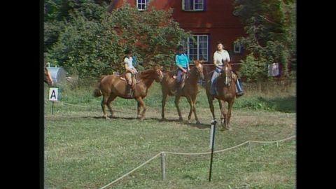 Avsnitt 2 av 13: Första gången till häst