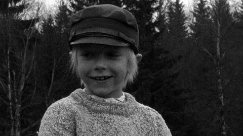Från inspelningen av Emil i Lönneberga