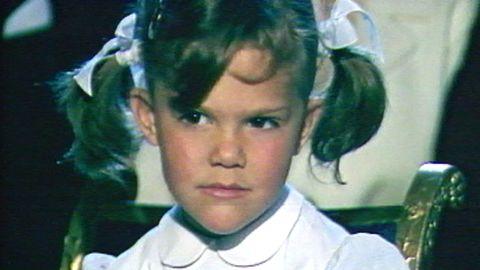 Prinsessan Madeleines födelse 1982