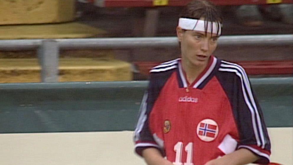 VM i fotboll - dam - Final  Tyskland - Norge  371cbecfebf85
