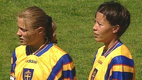 Semifinal: Sverige - Tyskland