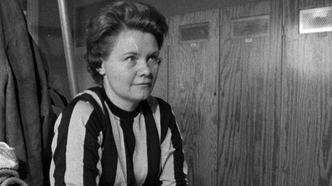 Skandinaviens första damserie i fotboll