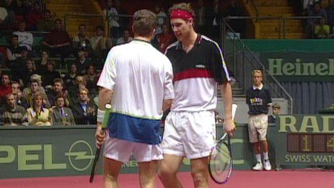 Tennis  Davis Cup - Avsnitt 4 av 5  Match 4  Björn Borg - Jan Kodes ... 63e9eee38a