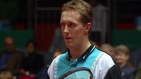 Tennis  Davis Cup finalen 1987 - Avsnitt 4 av 5  Tredje singeln ... f39be57b4a