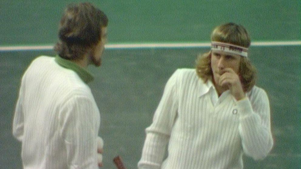 Tennis  Davis Cup - Avsnitt 3 av 5  Match 3  Dubbelmatch  1fa558a622