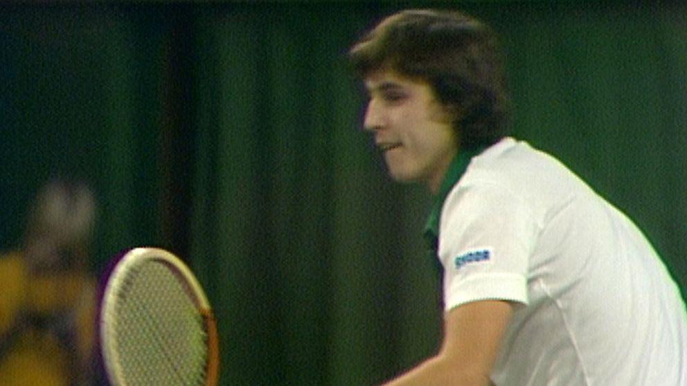 Tennis  Davis Cup - Avsnitt 5 av 5  Match 5  Ove Bengtson - Jiri Hrebec  c5f728ab72