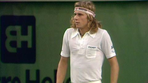 Avsnitt 1 av 5: Match 1: Björn Borg - Jiri Hrebec