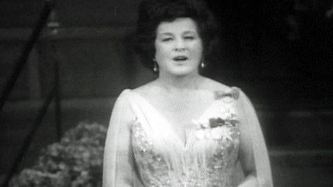 Birgit Nilsson - Glimtar från sångerskans verksamhet under hösten 1968