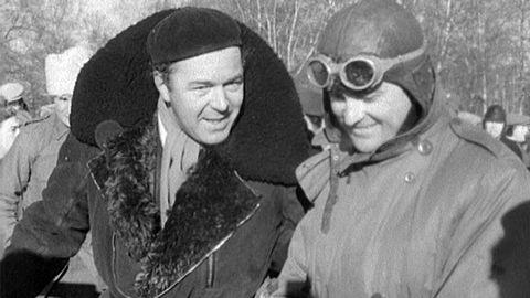 Grand Prix på Rommehed 1947