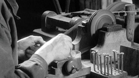 Journalfilm - Olika hantverksyrken
