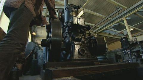 Avsnitt 12 av 12: Pythagoras motorfabrik i Norrtälje