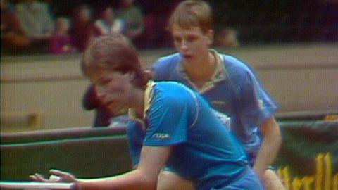 EM i Prag 1986 - dubbelfinal