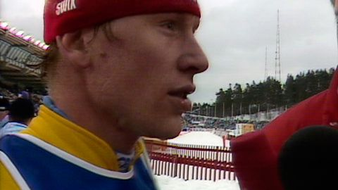 1989: Herrarnas 15 km - sprintlopp