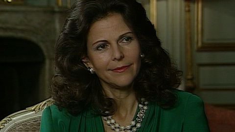 Drottning Silvia 50 år