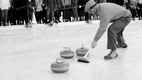 SM i curling 1919 och 1958