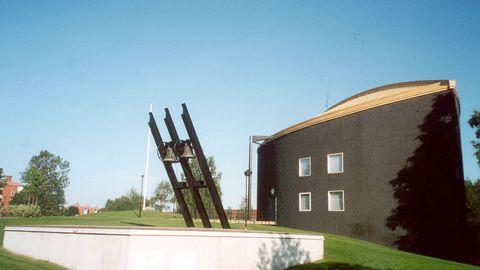 Avsnitt 1 av 10: Båtkyrkan i Sundsvall