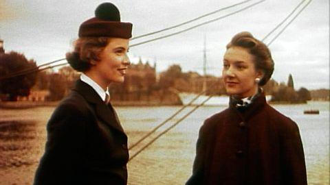 Tonårsmodet 1954