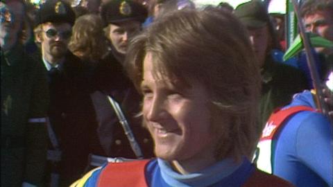 Avsnitt 2 av 2: Storslalom i Åre 1977