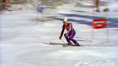 Avsnitt 1 av 2: Storslalom i Åre 1977