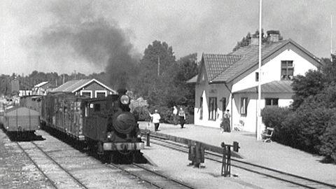 Halmstad - Bolmens Järnväg