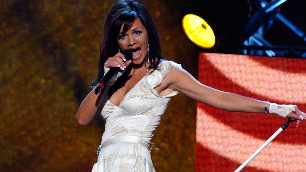 Melodifestivalen 2002 vinnare