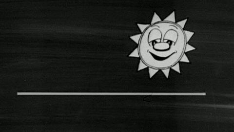 Solfilmen (svartvit)