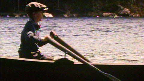 Sjön där Fride Magnusson drunknade